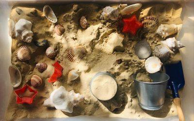 Un tros de platja